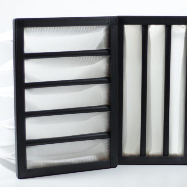Taschenfilter in G4 Filterklasse