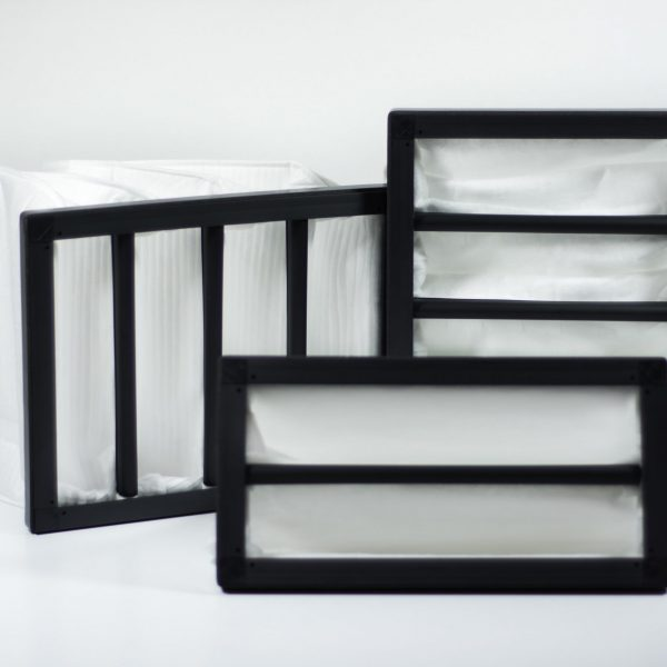 Taschenfilter Glasfaser