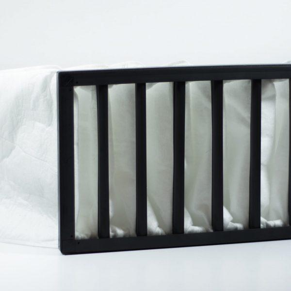Taschenfilter in M5 Filterklasse