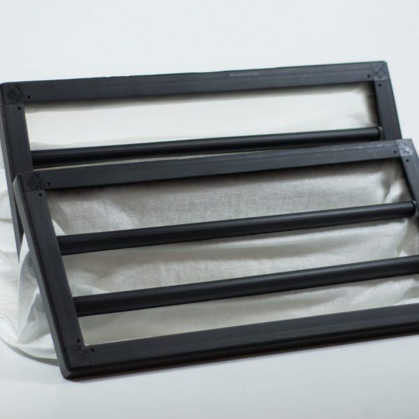Taschenfilter aus Glasfasermaterial